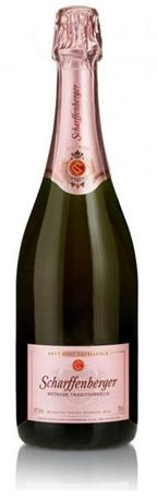 Scharffenberger Brut Rose Excellence